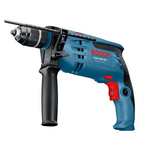 Дрель Bosch GSB 1600 RE