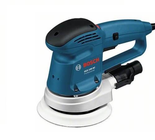 Эксцентриковая шлифмашина Bosch GEX 125 ACE