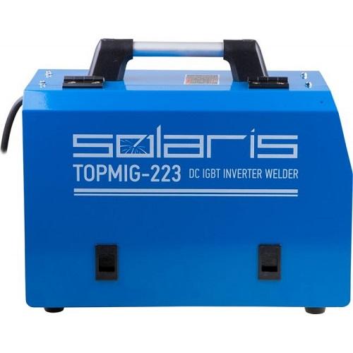 Полуавтомат сварочный Solaris TOPMIG-223