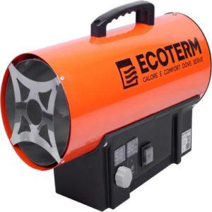 Тепловая пушка Ecoterm GHD 15 Т (газовая)