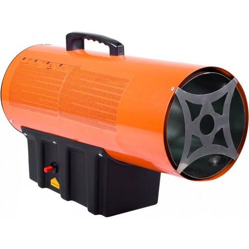Тепловая пушка Ecoterm GHD 15 (газовая)
