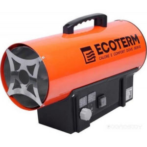 Тепловая пушка Ecoterm GHD 50 T (газовая)