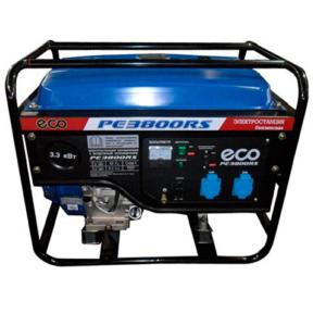 Бензогенератор ECO PE 3500 RS